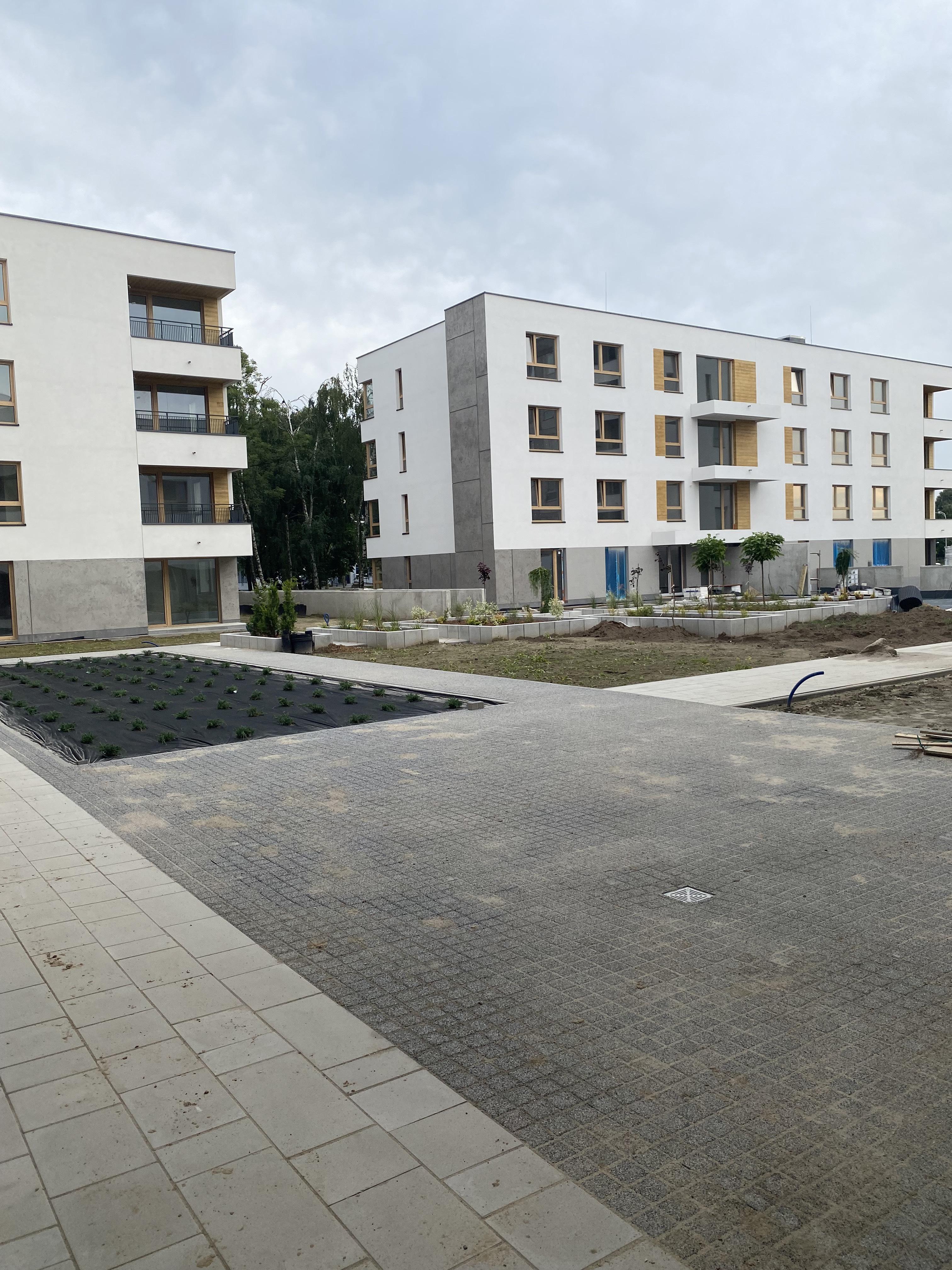 Wyszkowo - Budynek